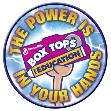 Visit the Box Tops for Education website.