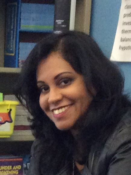 Headshot of Mrs. Ramdehal