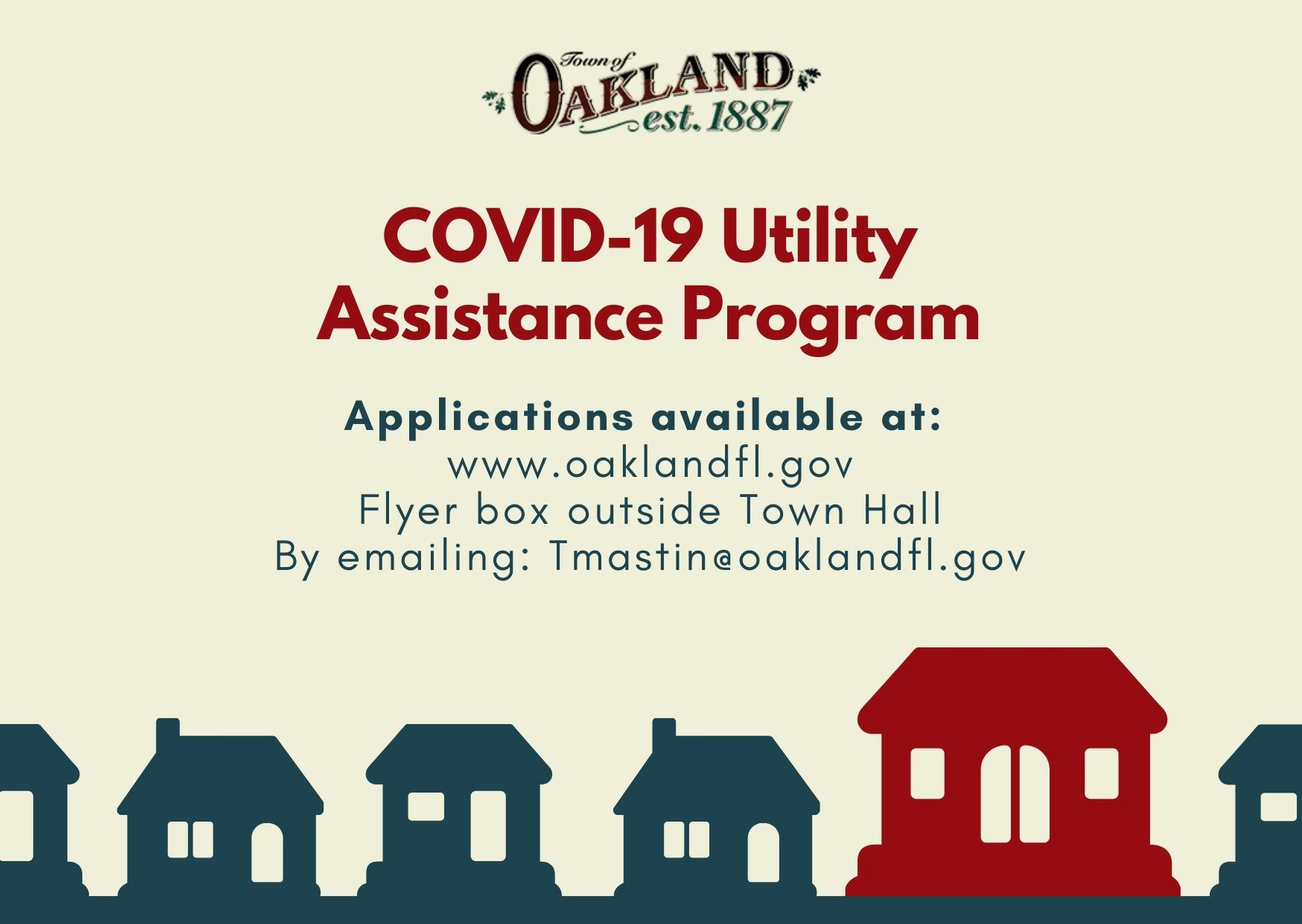 COVID-19 Utility Assistance Program