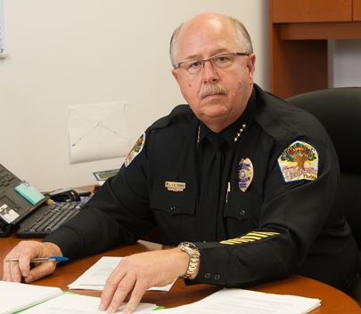 Chief Steven R. Thomas