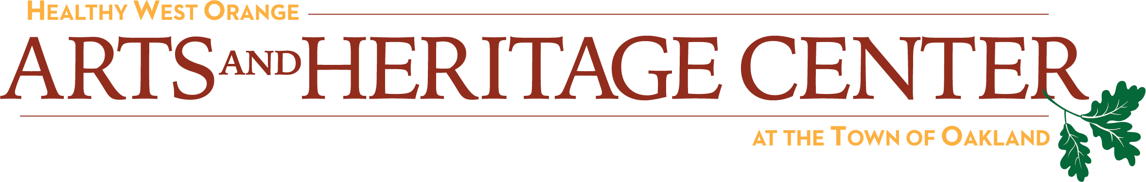HWO Arts and Heritage Center Logo horizontal